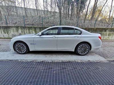 usata BMW 750 Serie 7 (F01/02/04) Eccelsa