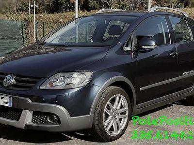 usata VW Golf Plus Cross 1.9 TDI DPF DSG ECCELLENTI CONDIZIONI