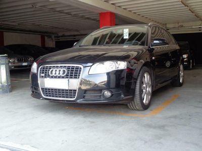 usata Audi A4 2.0 TDI F.AP. Avant multitronic