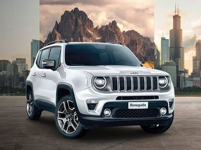 brugt Jeep Renegade 1.3 T4 180 CV 4WD Active Drive Limited