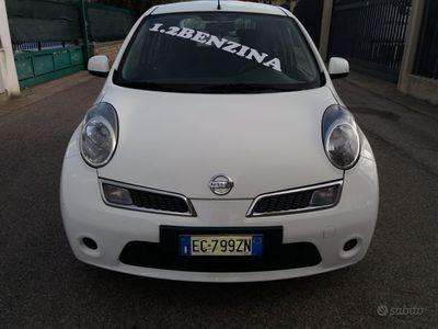 usata Nissan Micra 1.2 BENZINA 5 PORTE ANNO 2010