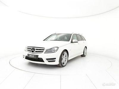 usata Mercedes 250 Classe C SW SWcdi (BE) Avantgarde