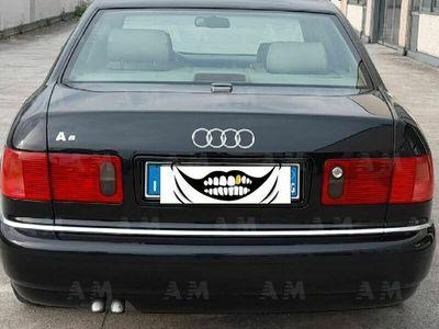 usata Audi A8 2.5 V6 TDI/180 CV cat