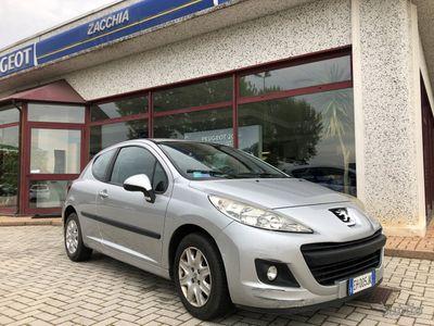 used Peugeot 207 X-Line Bhdi 70cv 3 Porte NEOPATENTATO