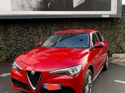 usata Alfa Romeo Stelvio 2.2 TD 190 CV AT8 Q4 Ex ***SUBENTRO NOLEGGIO***