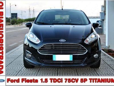 usata Ford Fiesta 1.5 TDCi 75CV 5 porte Titanium rif. 12233858