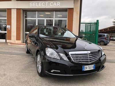 usado Mercedes E250 CDI BlueEFFICIENCY Elegance