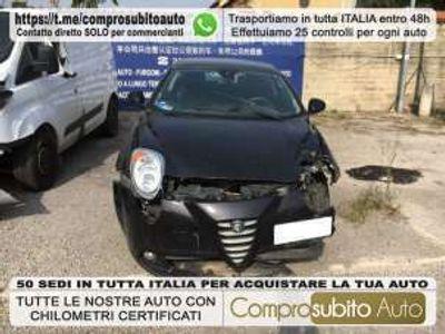 usata Alfa Romeo MiTo 1.3 JTDm-2 95CV INCIDENDATA ABBINATA PREZZO 1.900? Diesel