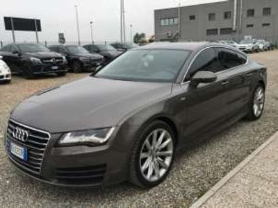 usata Audi A7 SPB 3.0 V6 TDI 245 CV quattro S-LINE Diesel