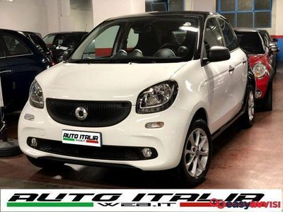brugt Smart ForFour 70 1.0 youngster#pckcomfort#bluetooth#clima#cruise benzina