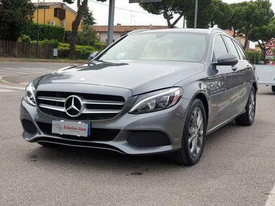 usata Mercedes C200 d S.W. Auto Sport Plus
