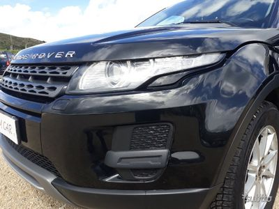 used Land Rover Range Rover evoque - 2012