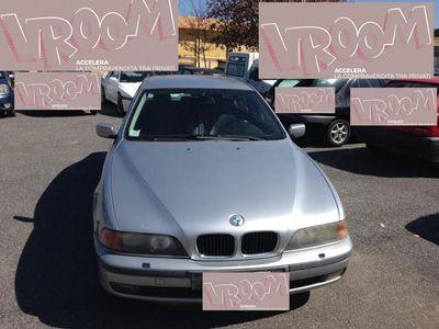 usata BMW 528 Serie 5 i 24v Attiva Usato