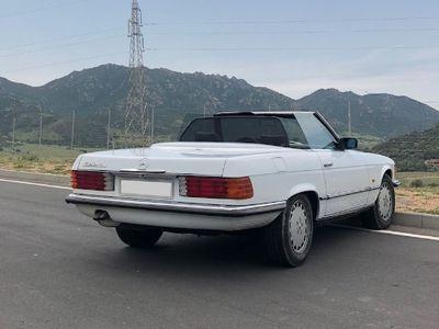 usata Mercedes 280 sl- 1980