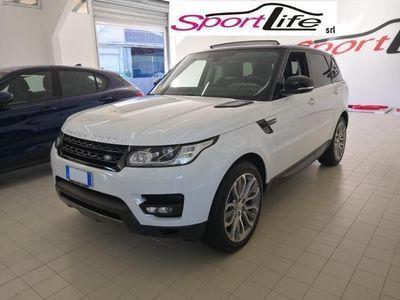"usata Land Rover Range Rover Sport 3.0 TDV6 HSE DYNAMIC 21""-TETTO-PELLE"