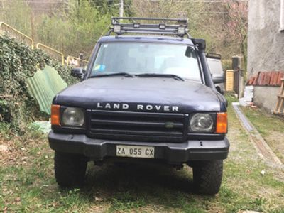 usata Land Rover Discovery 2 td5