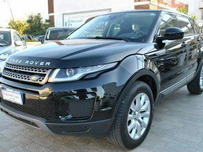 usata Land Rover Range Rover evoque 2.0 TD4 150 CV 5p. Bs Ed. Premium Pure