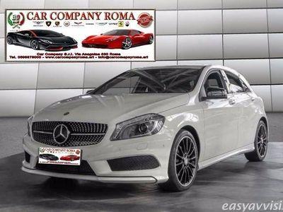 usata Mercedes A200 A 200CDI AMG Linea / Navi / Xenon /