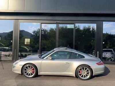 usata Porsche 911 Carrera 4S 997 Coupé TETTO/PELLE/NAVI