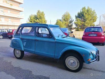 usata Citroën Dyane 6