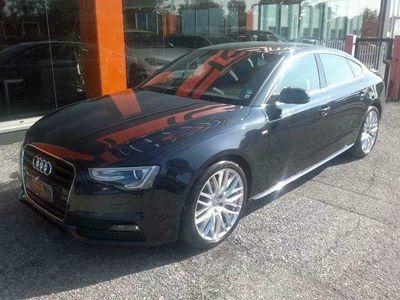 usata Audi A5 A5SPB 2.0 TDI 190CV cl.d mult S line ed
