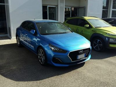 brugt Hyundai i30 Fastback 1.4 T-GDI DCT Style
