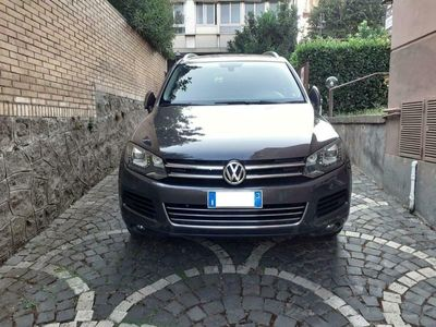 usata VW Touareg 3.0 TDI tip. BlueMotion Techn.