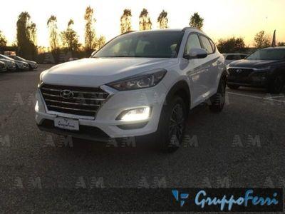 usata Hyundai Tucson 1.6 CRDi 136CV XPrime nuova a Bordano