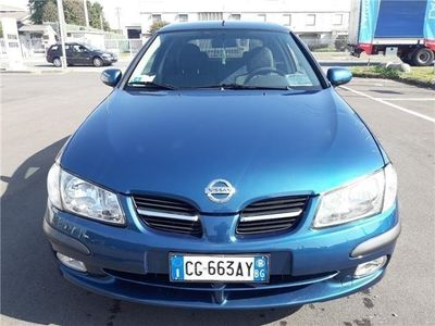 usata Nissan Almera - Tino 1.5 16v Cat 3 Porte *unico Proprietario *euro3 Usato