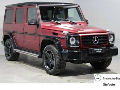 usata Mercedes G350 d S.W. Lunga G Force COMAND Tetto