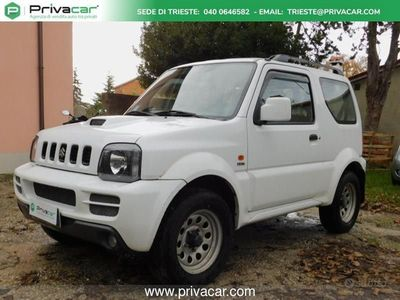 usata Suzuki Jimny III 1.5 ddis JLX 4wd