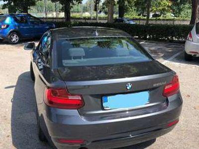 usata BMW 220 Serie 2 Coupé (F22) Coupé Sport