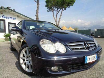 usata Mercedes CLK200 Kompr. TPS cat Cabrio Elegance rif. 12669988