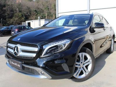 gebraucht Mercedes 200 GLA GLA-X156 2014 Dieseld (cdi) Enduro 4matic auto