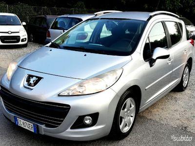used Peugeot 207 1.6 hdi Full 2009 PREZZO TRATTABILE