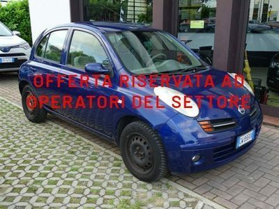 usata Nissan Micra 1.5d 82CV 5 porte Acenta