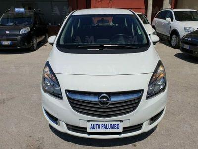 brugt Opel Meriva 1.6 CDTI Start&Stop Cosmo