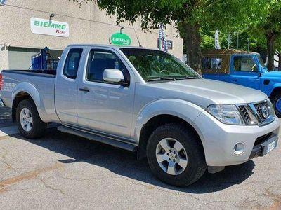 "brugt Nissan King Navara 2.5 dCi 190CV 2 porteCab ""LE"" FATTURABILE"