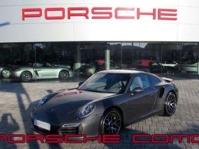 usata Porsche 911 Turbo S 991 3.8 Coupé-PRONTA-UNIPROPRIETARIO