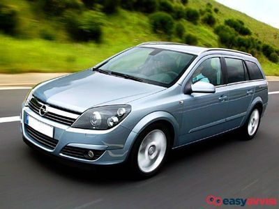 usado Opel Astra 1.7 CDTI 101CV SW VAN