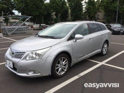 used Toyota Avensis 2.0 d-4d wagon sol plus diesel
