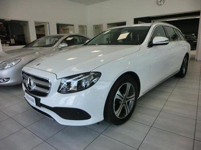 used Mercedes E220 SW 4MATIC AUTOM SPORT NEW MODEL