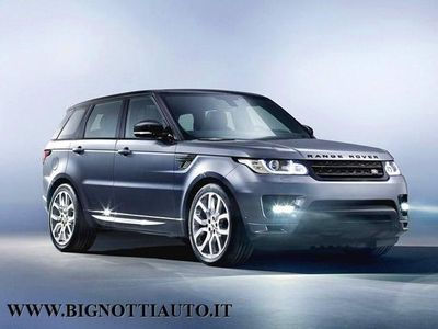 käytetty Land Rover Range Rover Sport 3.0 TDV6 HSE TETTO APRIBILE PANORAMICO