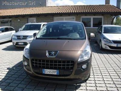 brugt Peugeot 3008 1.6 HDi 115CV Access