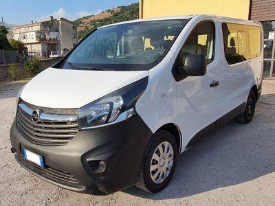 usata Opel Vivaro 27 1.6 BiTurbo 120 EcoflexL1 H1 27 Q.li 9 posti