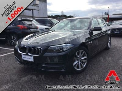 usata BMW 520 Serie 5 d Touring Business aut.