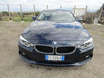 usata BMW 418 SERIE 4 d COUPE autom. 5 PORTE BERLINA