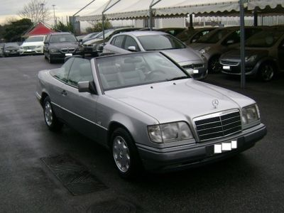 usata Mercedes E200 cat Cabriolet