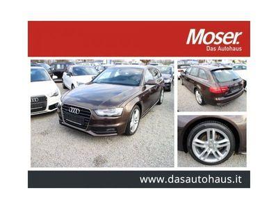 usata Audi A4 Avant 2.0 TDI DPF AMBITION rif. 6467661