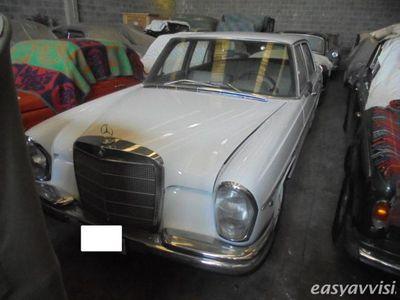 used Mercedes 250 s berlina benzina